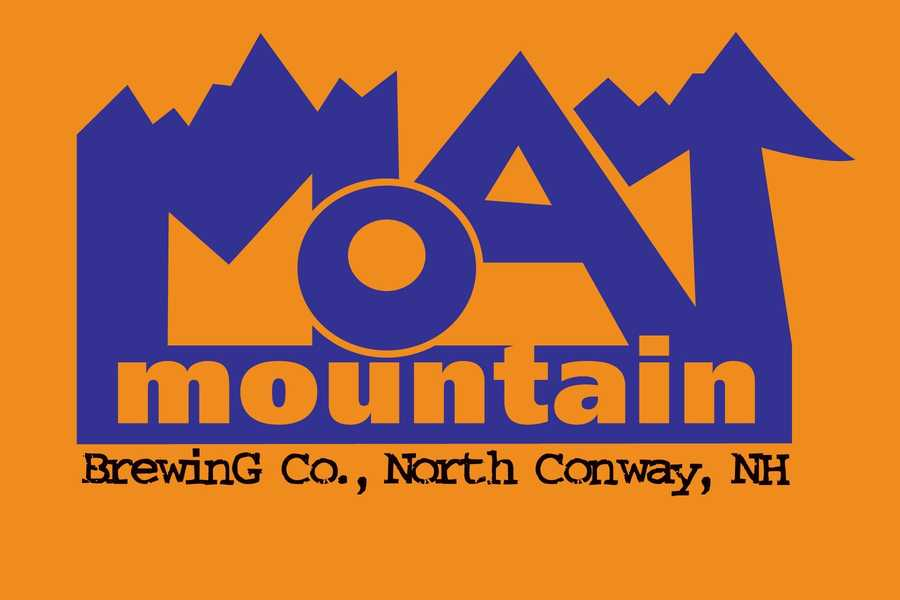 9 tie) Moat Mountain Smokehouse & Brewing Company in North Conway