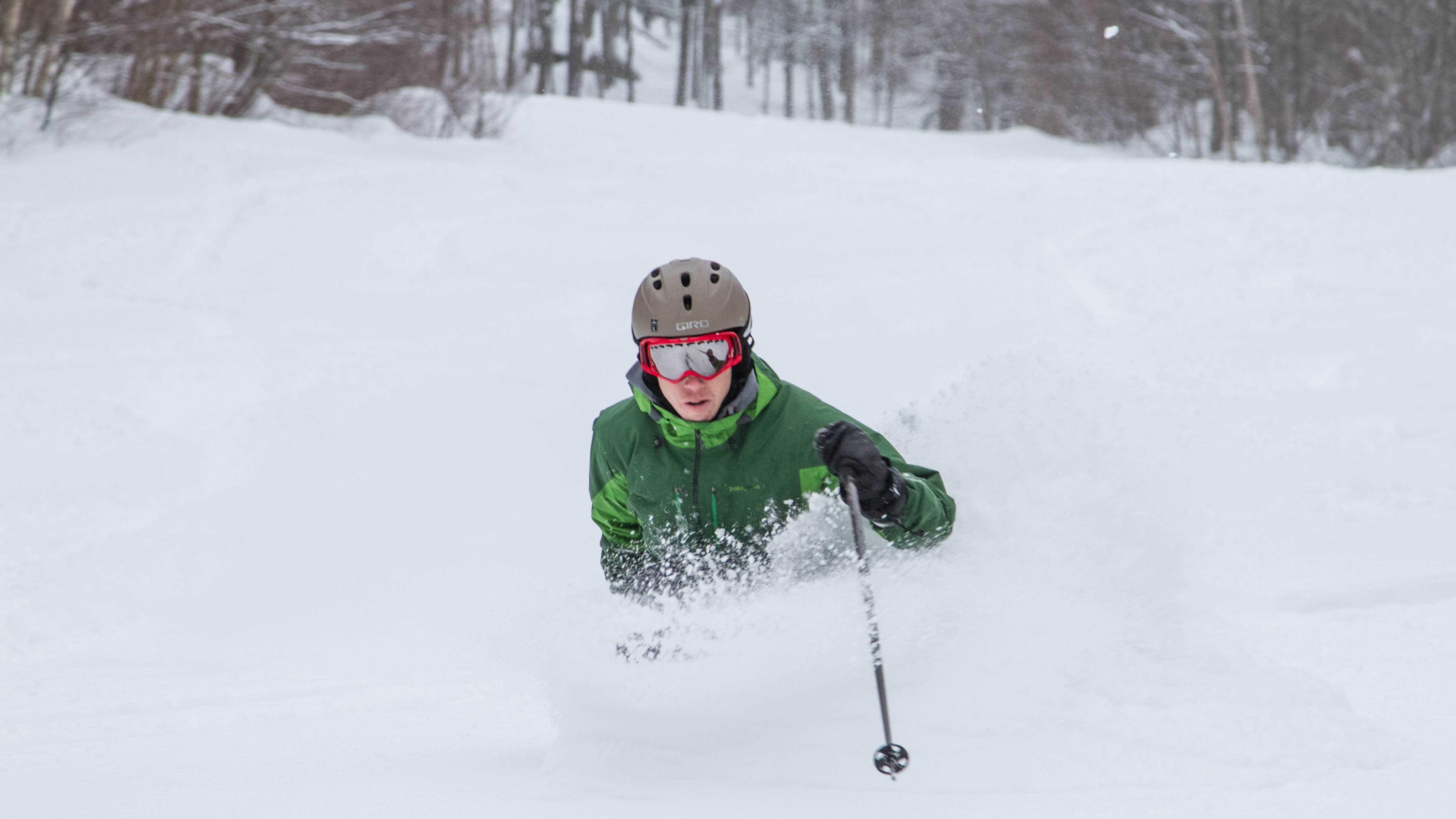Loon Mountain skiing