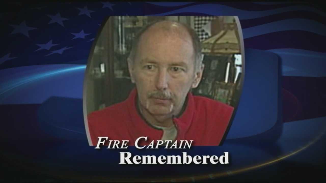 Salem fire captain laid to rest