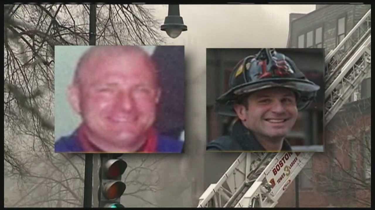 Boston firefighters killed