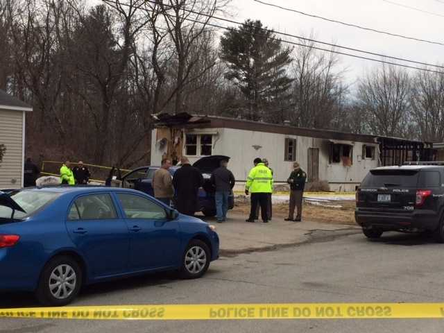 Fire crews, local police and the State Police Major Crimes Unit responded to a fatal fire at 50 B Street in Seabrook on Thursday.