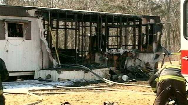 Body found after Seabrook fire