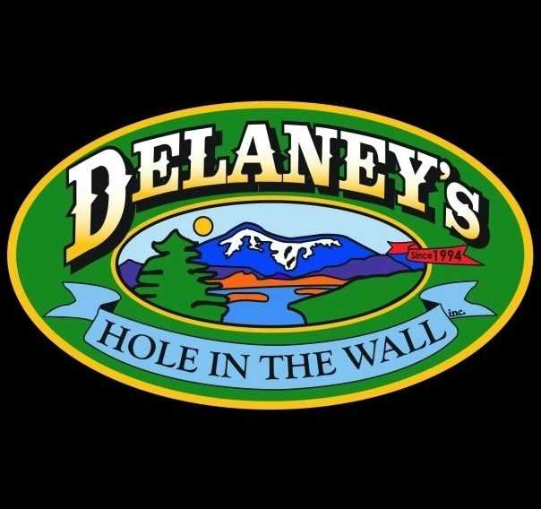 8 tie) Delaney's Hole in the Wall in North Conway