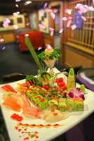6) Ichiban Japanese Steak House and Sushi Bar in Concord