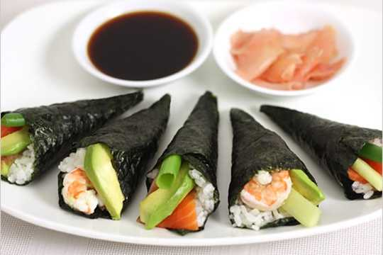 8 tie) Sushi Time in Plaistow