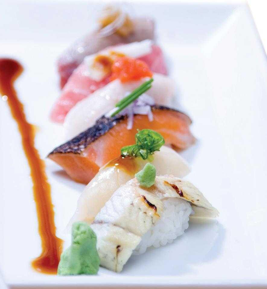 15 tie) Takumi Japanese Restaurant in Nashua