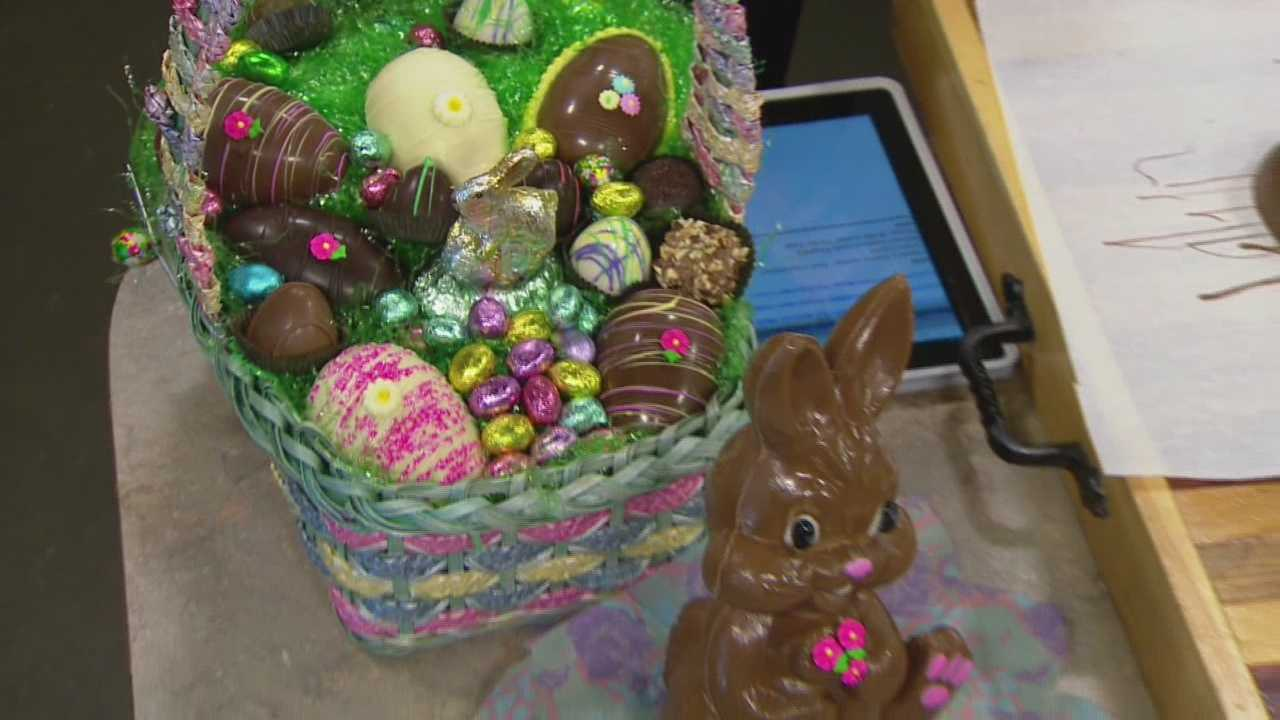 Viewers' Choice winner on Cook's Corner: Chocolates