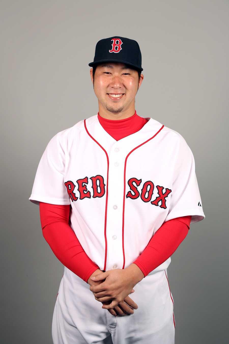 #36 Junichi Tazawa, pitcher - $1.725 million