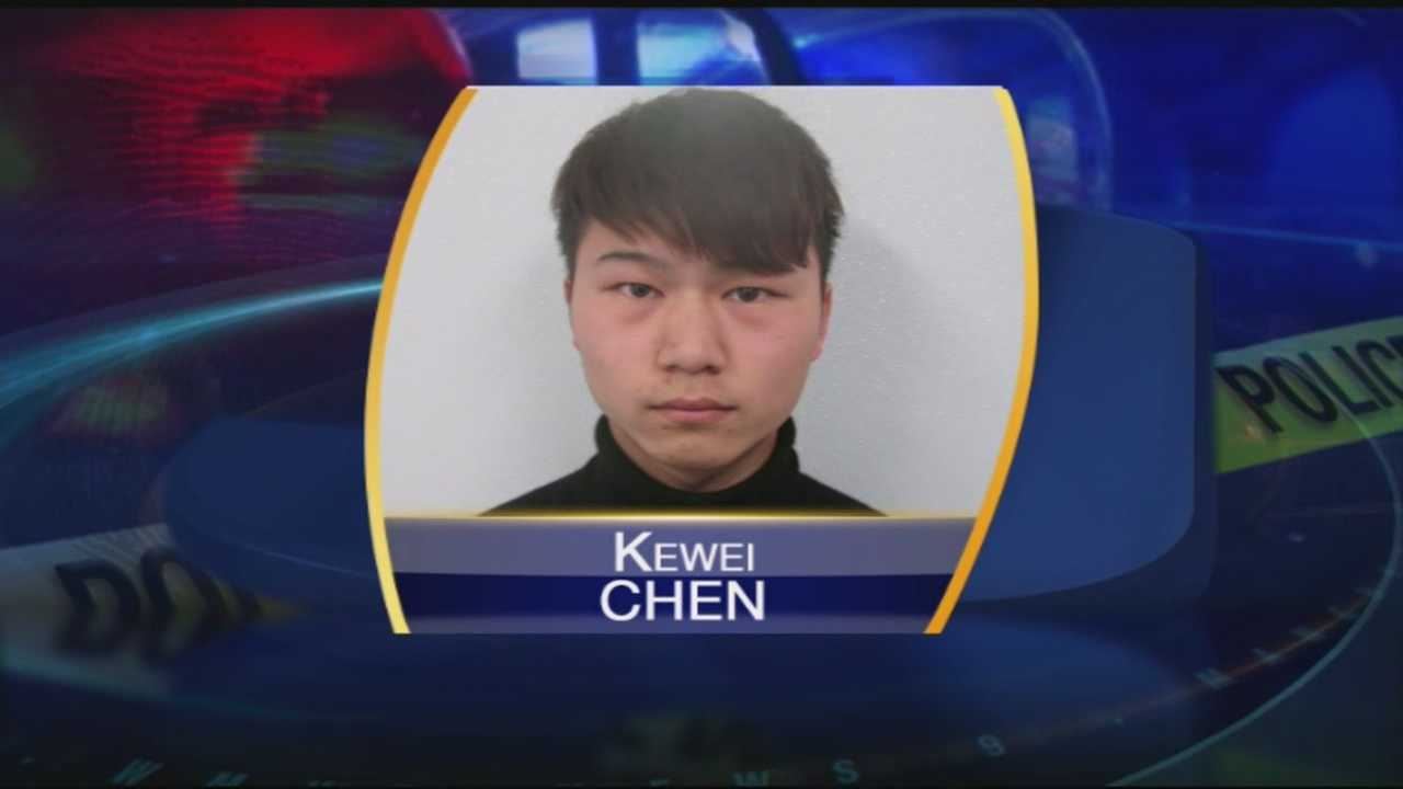 Police say man recorded students in shower with cellphone