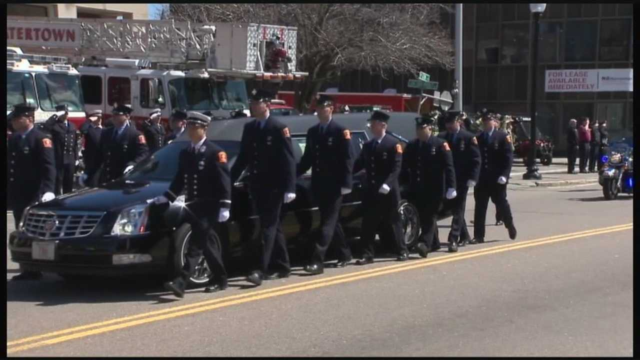 NH firefighters to attend funerals