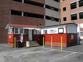 4 tie) Gilley's Diner in Portsmouth