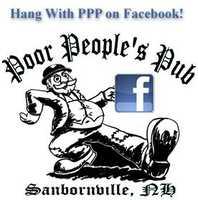 4 tie) Poor People's Pub in Sanbornville
