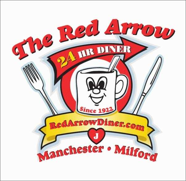 4 tie) The Red Arrow Diner in Manchester and Milford