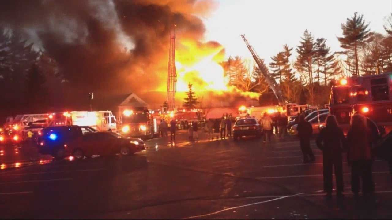 Weddings, prom in limbo after venue goes up in flames