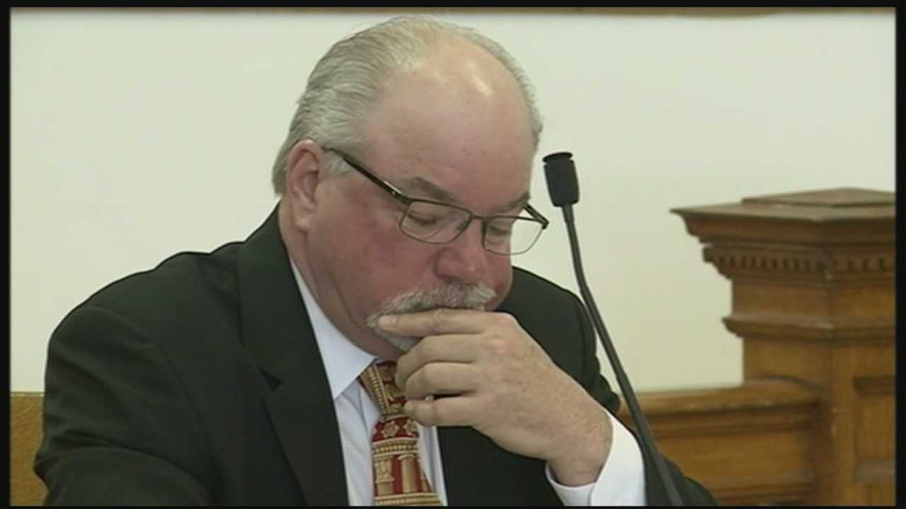 Judge to decide whether Reams can return to job