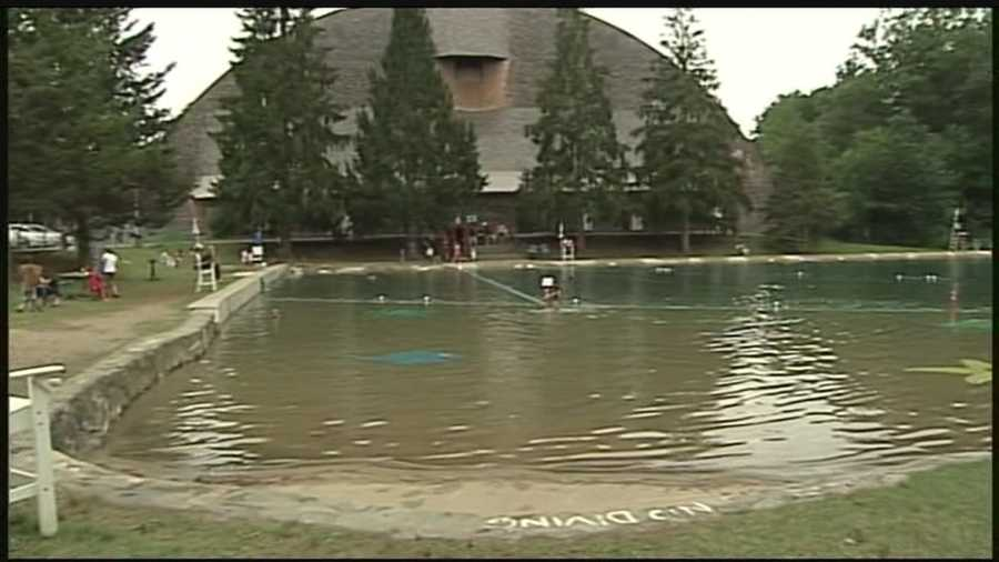 Historic Pool To Be Replaced In Durham