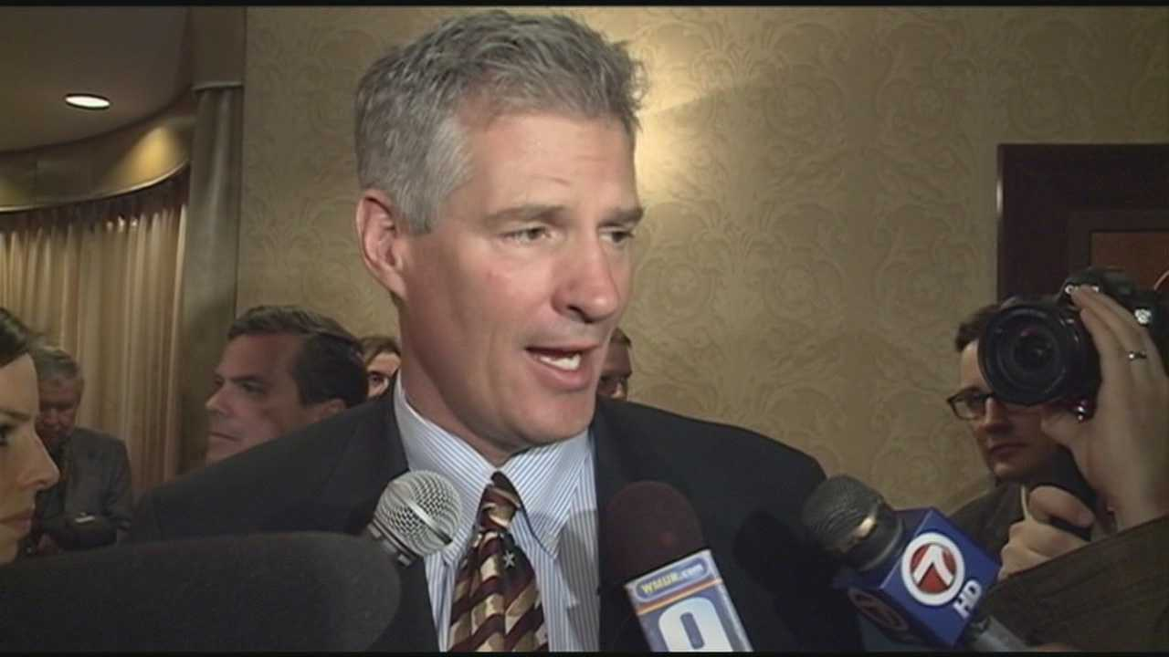Scott Brown To Run For Senate In New Hampshire
