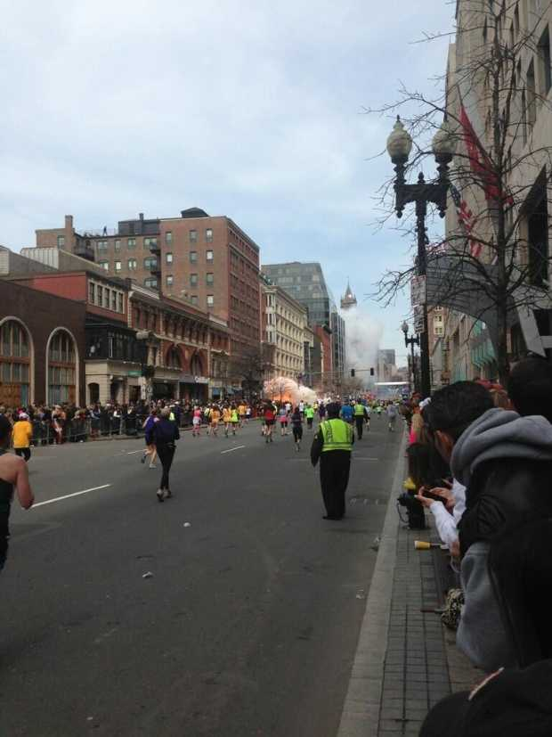 Three people were killed and more than 250 injured in the two bombings that rocked the Boston Marathon. Just days later, an MIT police officer was killed.