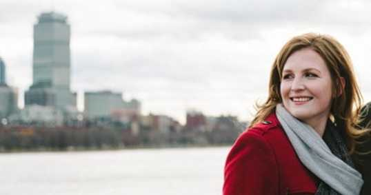 Brittany Loring sustained severe injuries from the bombing at the finish line at the Boston Marathon. She graduated from Boston College with a dual degree in Law and Business (JD/MBA) a month after the bombing.