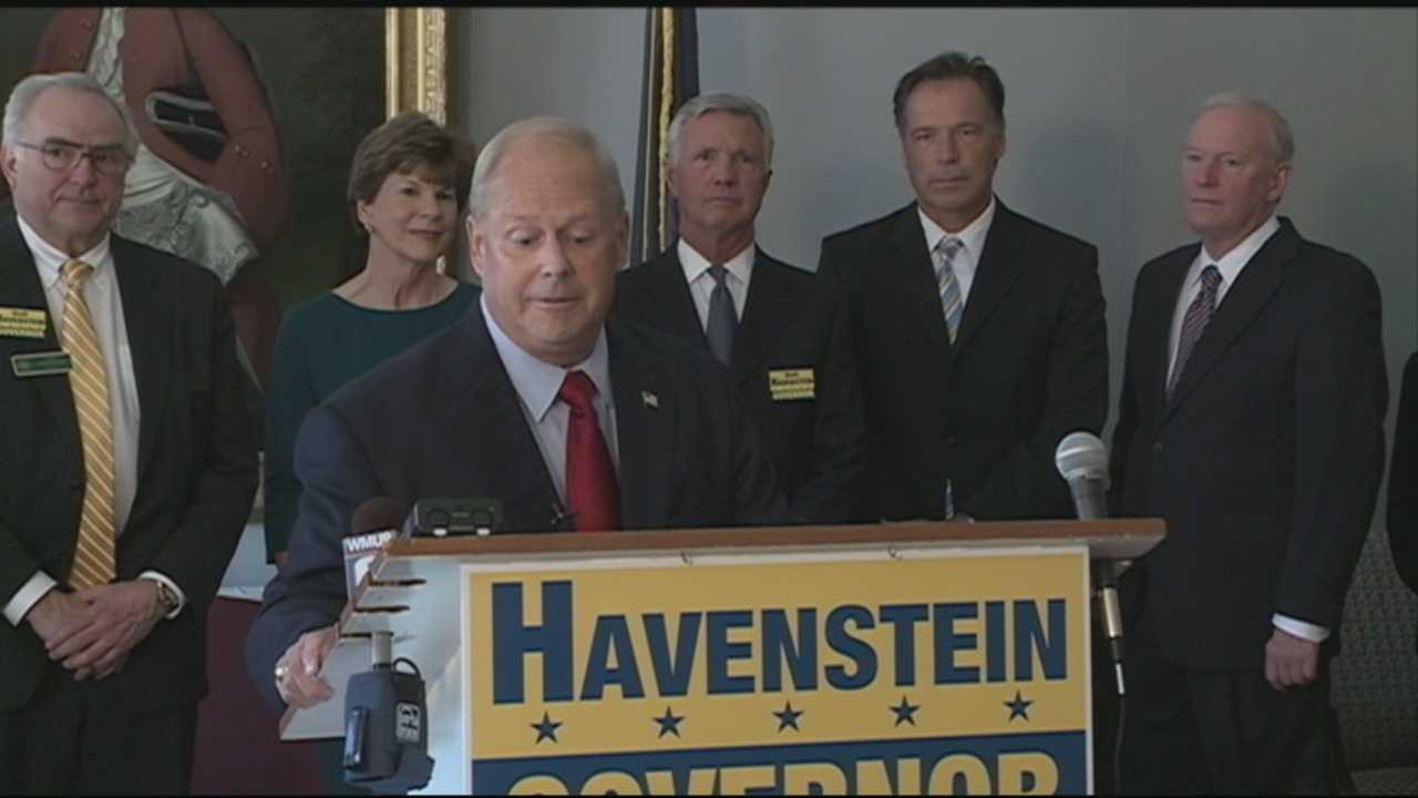 Havenstein makes run for governor official