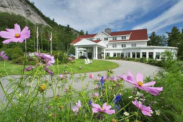 13 tie) White Mountain Hotel & Resort in North Conway