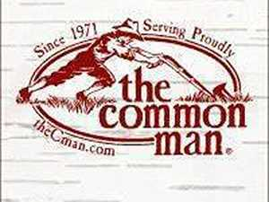 9 tie) The Common Man Restaurant with multiple locations throughout the state.