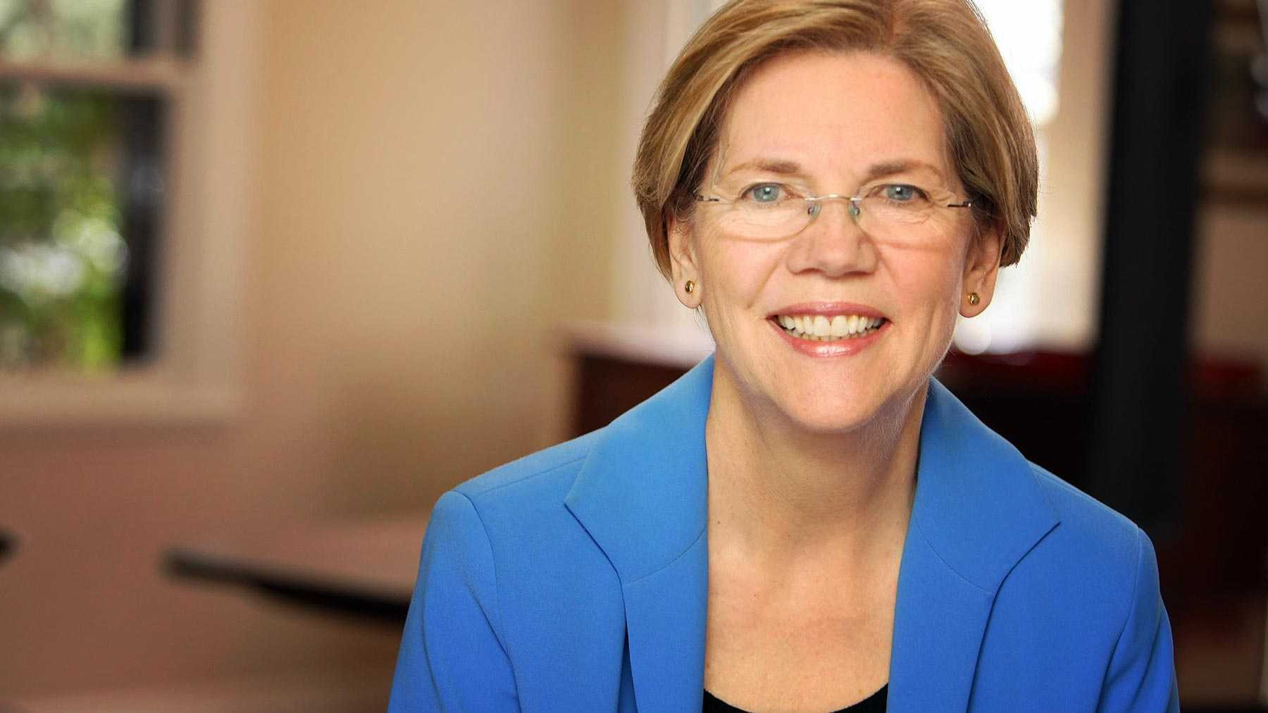 Elizabeth Warren is the senior U.S. Senator from Massachusetts.