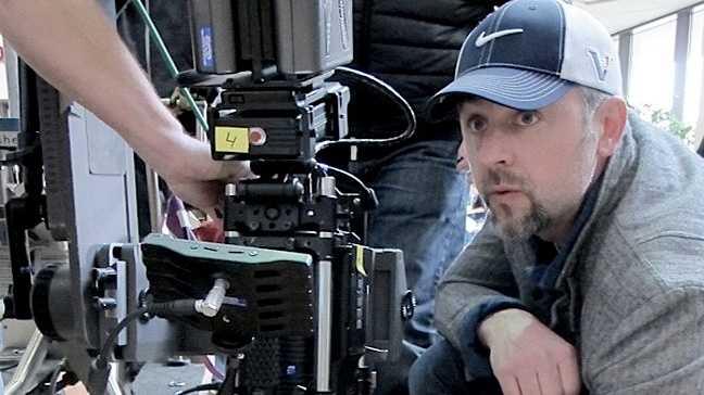 Director Adam Jones