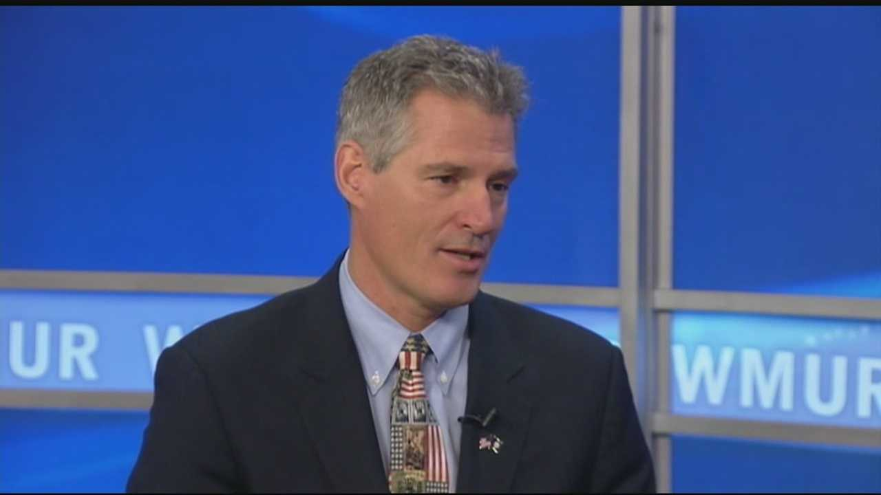 Brown says he initially had no plans to run for office