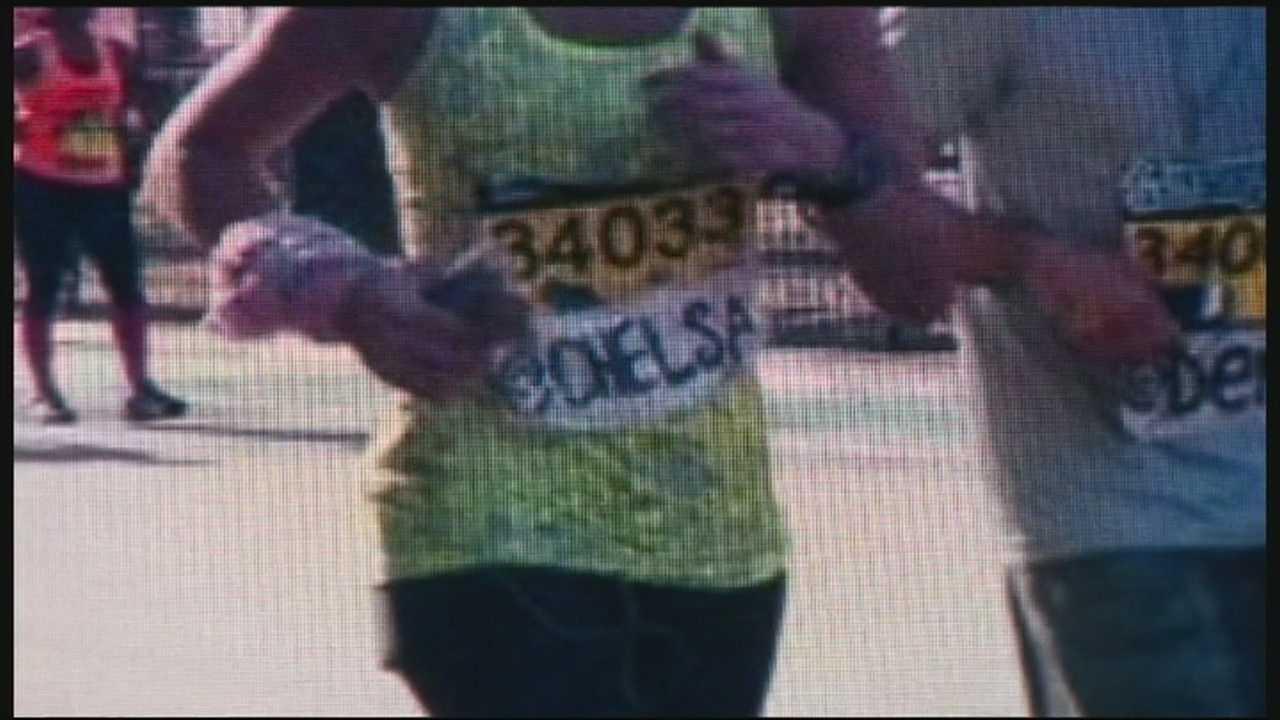 Couple apologizes for fake marathon bib