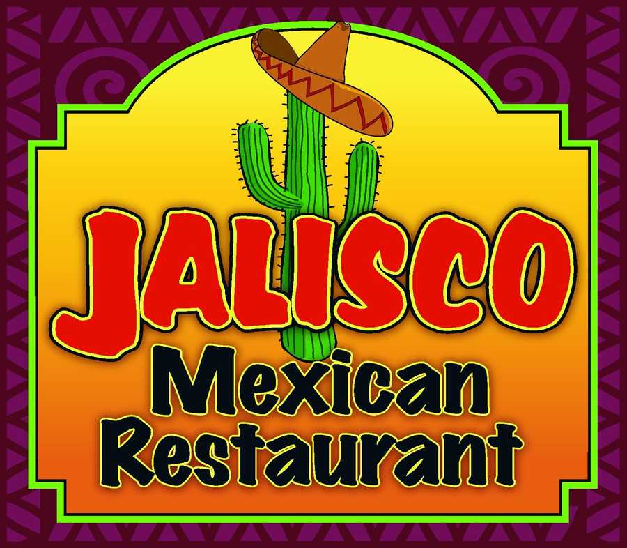 7 tie. Jalisco Mexican Restaurant in North Conway