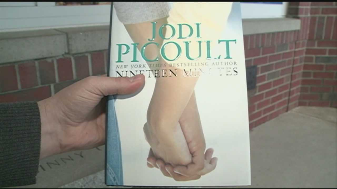 Parents said they are trying to understand why Gilford High School is requiring some students to read a book that includes a graphic sexual encounter.