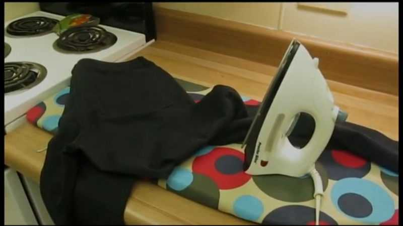 Need to get the wrinkles out of your clothes, but don't have the time to iron?
