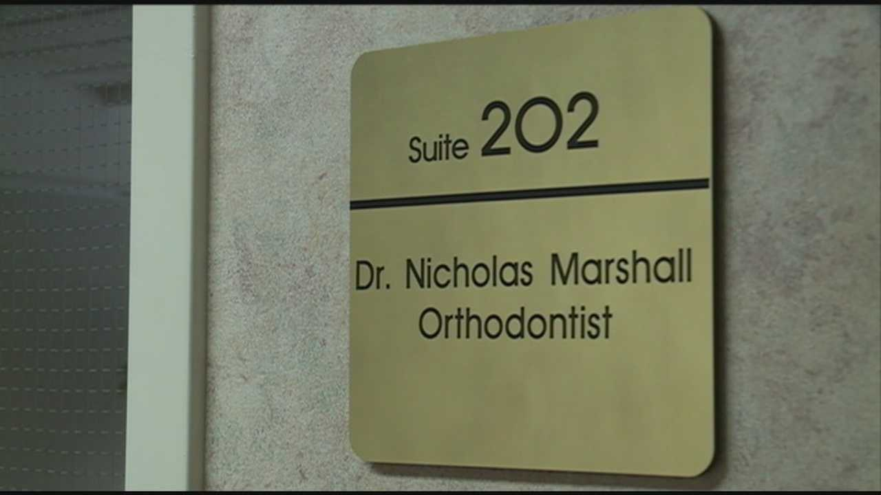 Parents shocked when son's orthodontist suspended