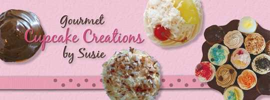 3. Gourmet Cupcake Creations by Susie in Manchester