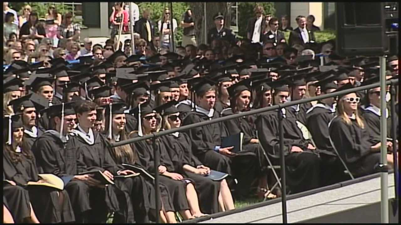 The Granite state ranks number two in the country for student loan debt.