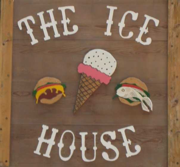 13 tie. The Ice House Restaurant in Rye