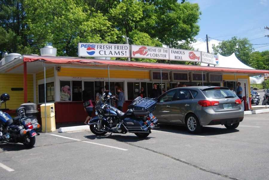 6. Tamarack Restaurant in Laconia