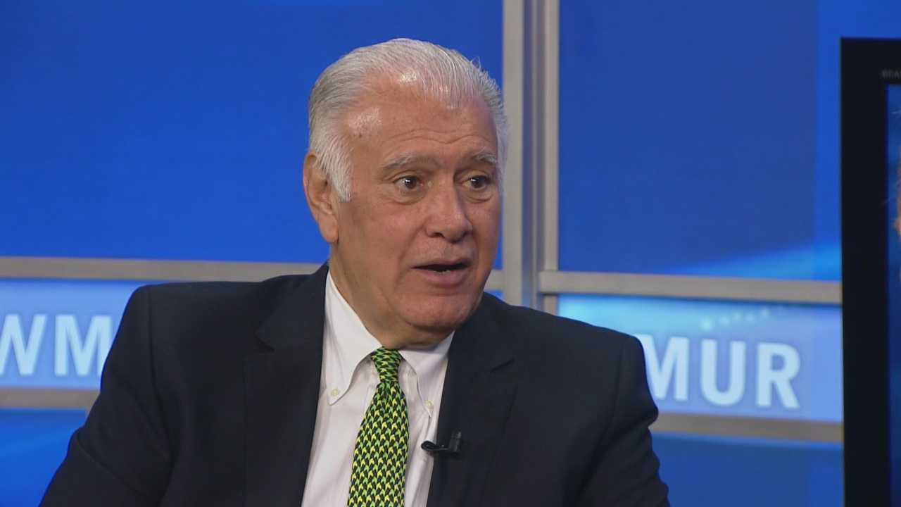 CloseUP: Manchester Mayor Ted Gatsas