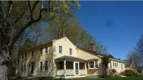 This historic Henniker home was originally built in 1790, and it is listed for $1,200,000.