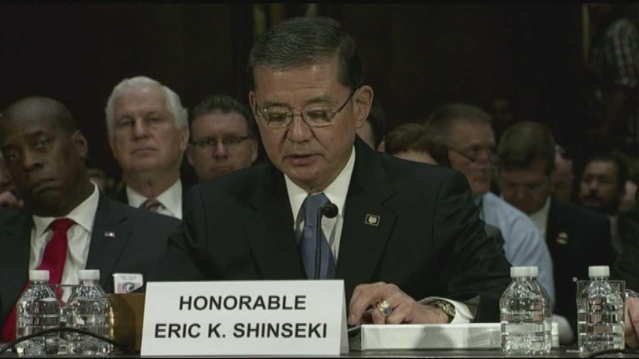 Senate candidates comment on VA controversy