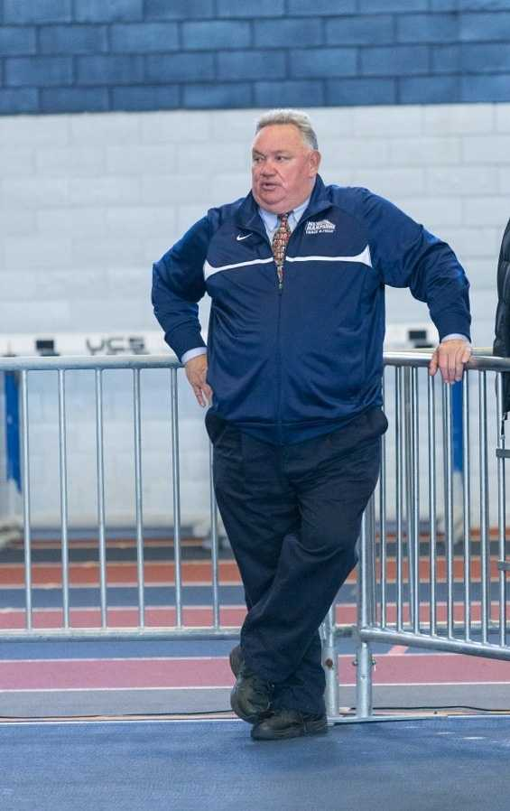 Jim Boulanger, Dover, University of New Hampshire cross country and track and field -- Talk about long-term success. In 31 years as coach and coordinator, Boulanger has consistently guided the Wildcats to conference championships while producing some of the finest student-athletes in New England. His cross country and track teams have won 15 conference titles and posted 15 runners-up. Boulanger, who grew up in Dover and graduated from UNH in 1975, was hired by the late Andy Mooradian and took over the program in 1982.