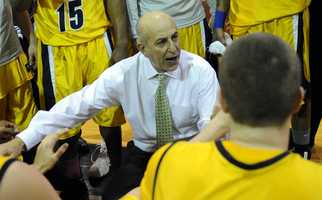 Stan Spirou, Manchester, Southern New Hampshire men's basketball -- Year after year, some of the most exciting moments in local college basketball involve the Penmen. Spirou, entering his 30th season, was born in the small village of Porti, Greece and raised in Manchester after emigrating at age 9.