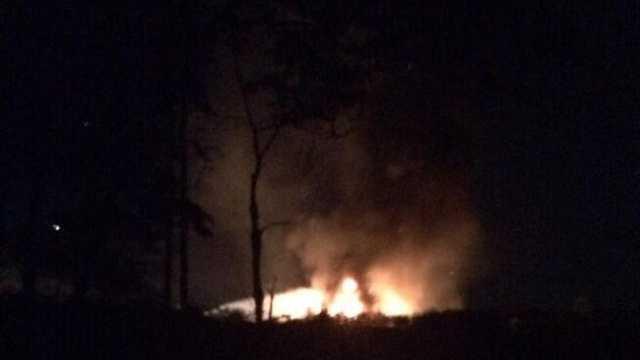 Hanscom Field plane crash