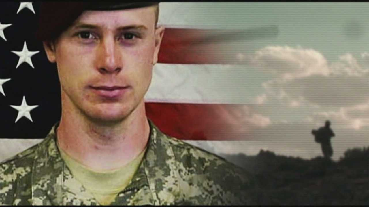 Prisoner of War, Sgt. Bowe Bergdahl is et to come home in the coming week.