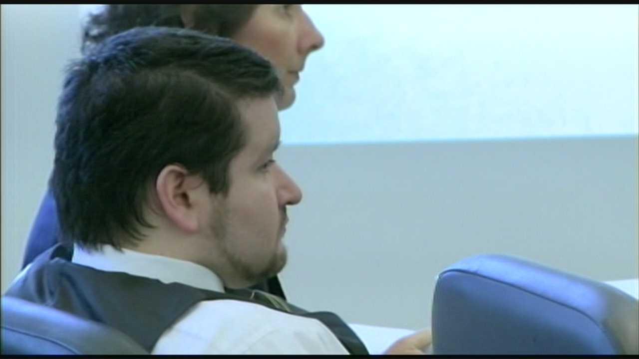 Former cellmate testifies against Mazzaglia