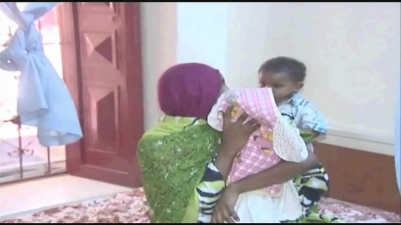 Plea for woman in custody in Sudan
