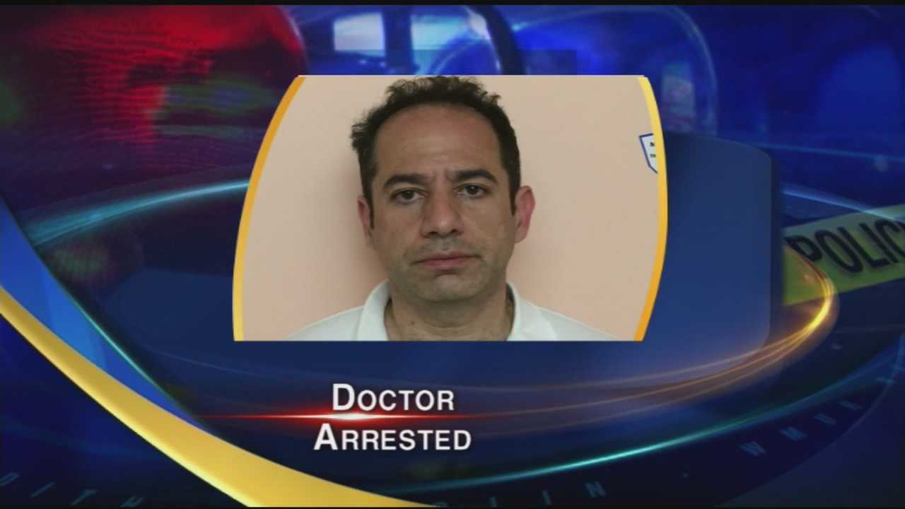 Tufts doctor accused of speeding
