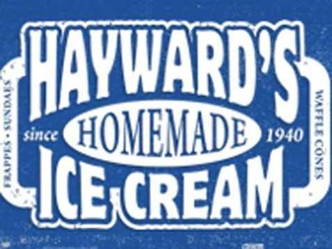 4. Hayward's Ice Cream in Nashua & Milford