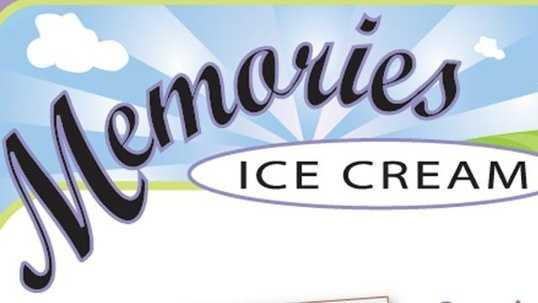 5. Memories Ice Cream in Kingston